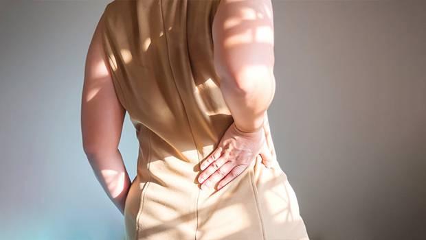علت درد درد دنبالچه