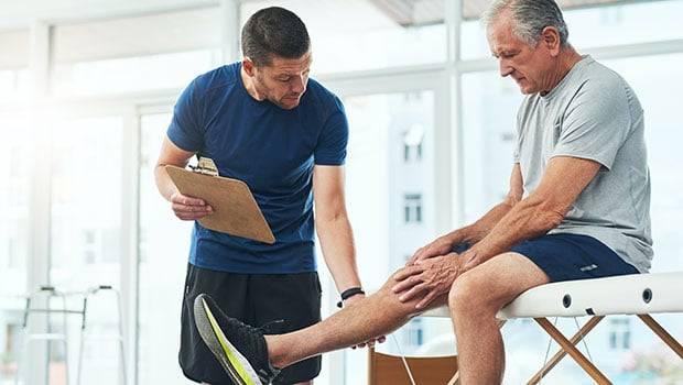 درمان آرتروز شدید زانو بدون جراحی