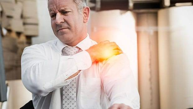 علائم و درمان آرتروز شانه