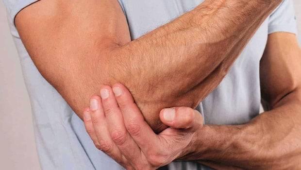 درمان آرتروز آرنج