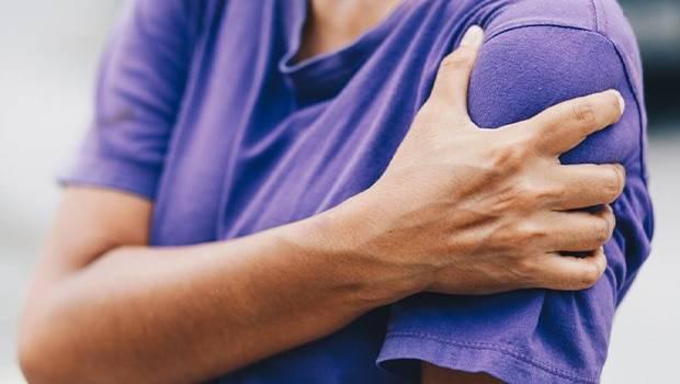 درد شانه و قفسه سینه